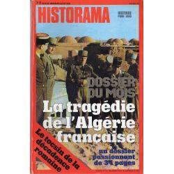 Historama n° 328 - La Tragédie de l'Algérie Française