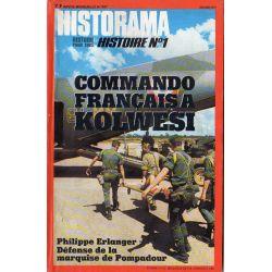 Historama n° 327 - Commando Français à Kolwesi