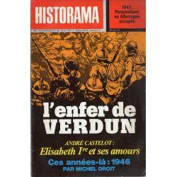 Historama n° 301 - L'Enfer de Verdun