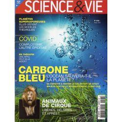 Science & Vie n° 1243 - Carbone Bleu, l'océan sauvera-t-il- la planète ?