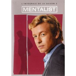 Coffret The Mentalist - Saison 2 (2009) - DVD Zone 2