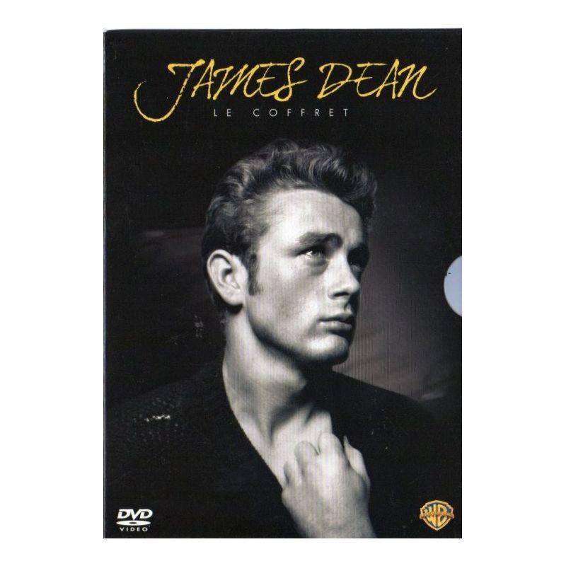 Coffret James Dean (A l 'Est d'Eden, Géant, La Fureur de Vivre) - DVD Zone 2