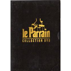 Coffret LE PARRAIN (Trilogie Le Parrain) - DVD Zone 2
