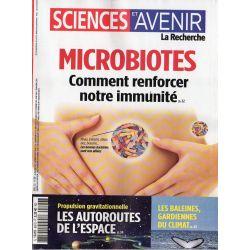Sciences et Avenir n° 890 - MICROBIOTES, comment renforcer notre immunité