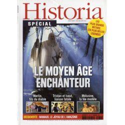 Historia Spécial n° 132 - Le Moyen-Âge Enchanteur