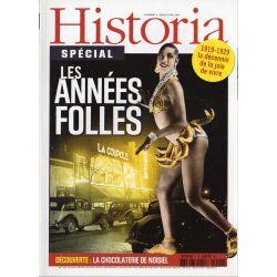 Historia Spécial n° 4 - Les Années Folles