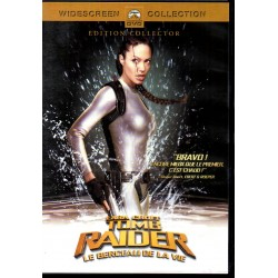 Lara Croft, Tomb Raider, le berceau de la vie - DVD Zone 2