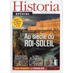 Historia Spécial n° 131 - Au siècle du ROI-SOLEIL