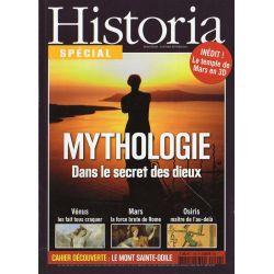 Historia Spécial n° 129 - MYTHOLOGIE, dans le secret des dieux
