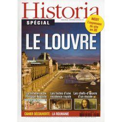Historia Spécial n° 127 - Le LOUVRE