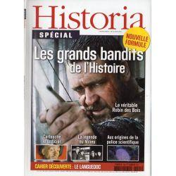 Historia Spécial n° 125 - Les Grands Bandits de l'Histoire