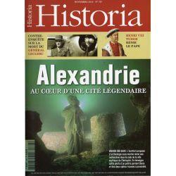 Historia n° 767 - Alexandrie, au coeur d'une Cité légendaire