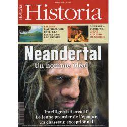 Historia n° 760 - Neandertal, un homme idéal !