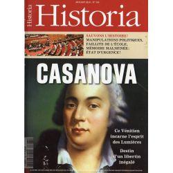 Historia n° 763 - CASANOVA