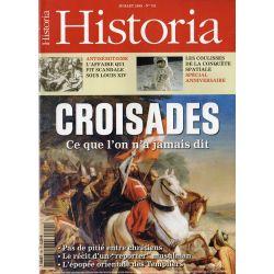 Historia n° 751 - CROISADES, ce que l'on n'a jamais dit