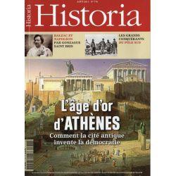 Historia n° 776 - L'âge d'or d'Athènes