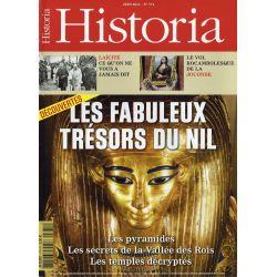 Historia n° 774 - Les fabuleux trésors du Nil