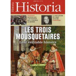 Historia n° 772 - Les Trois Mousquetaires, leur véritable histoire