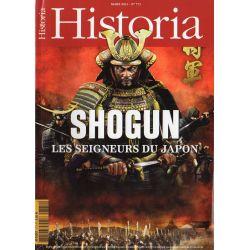 Historia n° 771 - SHOGUN, les Seigneurs du Japon