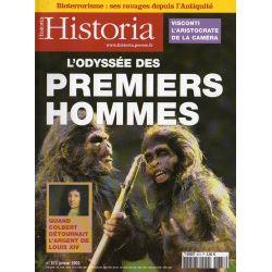Historia n° 673 - L'Odyssée des Premiers Hommes