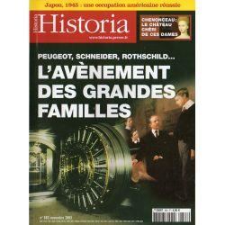 Historia n° 683 - L'avènement des Grandes familles
