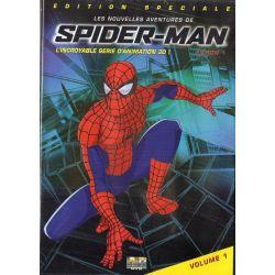 Les Nouvelles aventures de Spider-Man - Saison 1 (2003) - Volume 1 - DVD zone 2