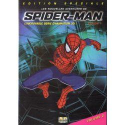 Les Nouvelles aventures de Spider-Man - Saison 1 (2003) - Volume 2 - DVD zone 2