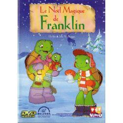 Le Noël magique de Franklin (Dessin animé) - DVD Zone 2