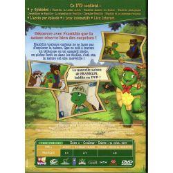 Franklin - Grand explorateur (Dessin animé) - DVD Zone 2