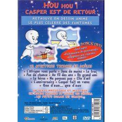 Casper - Les aventures de Casper (Dessin animé) - DVD Zone 2