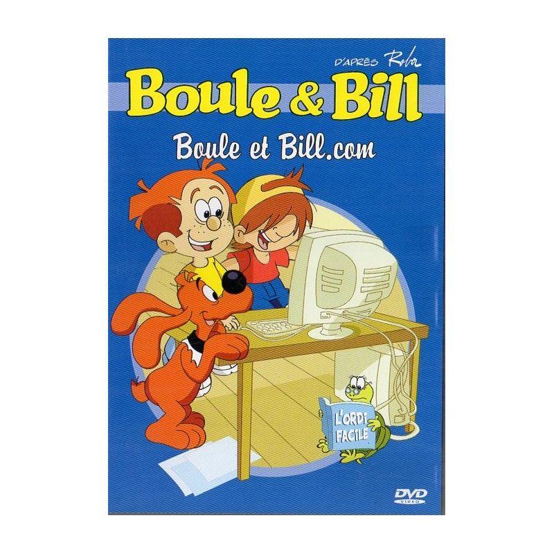 Boule & Bill - Boule et Bill.com (Dessin animé) - DVD Zone 2