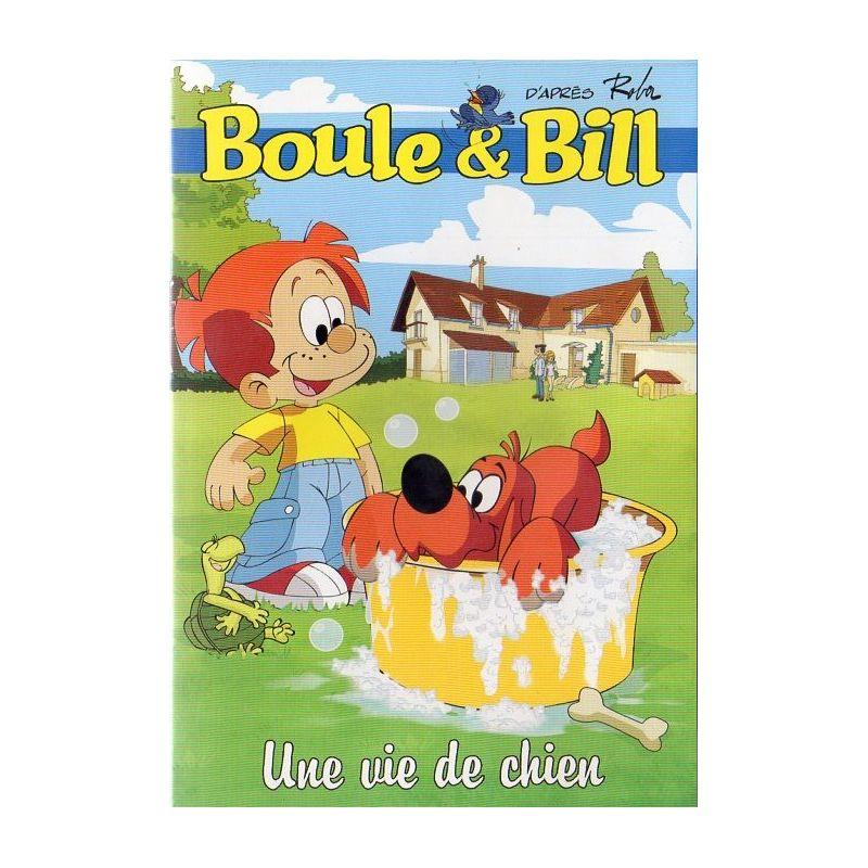 Boule & Bill - Une vie de chien (Dessin animé) - DVD Zone 2