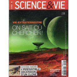 Science & Vie n° 1209 - Vie Extraterrestre : on sait où chercher !