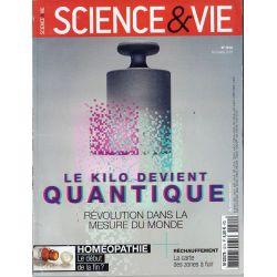 Science & Vie n° 1214 - Le Kilo devient Quantique, révolution dans le monde de la mesure