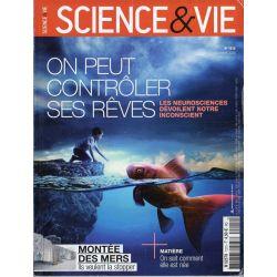 Science & Vie n° 1215 - Neurosciences : On peut contrôler ses rêves