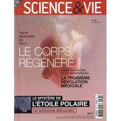Science & Vie n° 1236 - Le Corps Régénéré. La troisième révolution médicale