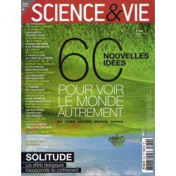 Science & Vie n° 1234 - 60 idées nouvelles pour voir le monde autrement