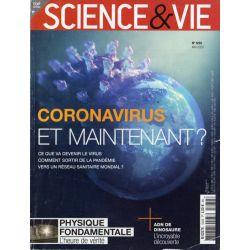 Science & Vie n° 1232 - Coronavirus : et maintenant ?