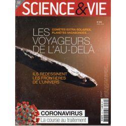 Science & Vie n° 1231 - Les voyageurs de l'au-delà