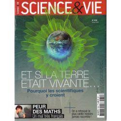 Science & Vie n° 1230 - Et si la Terre était vivante ...