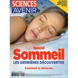 Sciences et Avenir n° 804 - Spécial SOMMEIL, les dernières découvertes