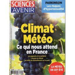 Sciences et Avenir n° 821 - Climat Météo, ce qui nous attend en France