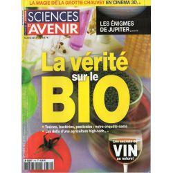 Sciences et Avenir n° 775 - La Vérité sur le BIO, toxines, pesticides, bactéries...
