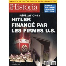 Historia n° 669 - HITLER financé par les firmes U.S.