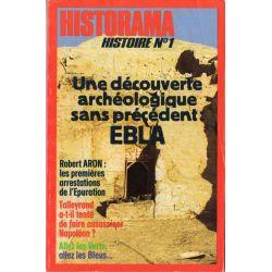 Historama n° 304 - EBLA, une découverte archéologique sans précédent