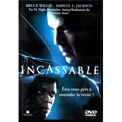 Incassable (Bruce Willis) - DVD Zone 2