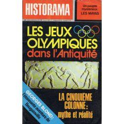 Historama n° 298 - Les Jeux Olympiques dans l'Antiquité
