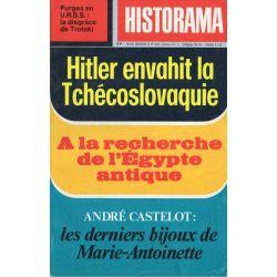 Historama n° 294 - Hitler envahit la Tchécoslovaquie