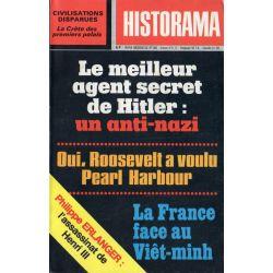 Historama n° 292 - Le meilleur agent secret de Hitler : un anti-nazi