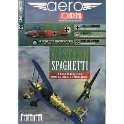 Aéro journal n° 35 - Western Spaghetti, la Regia Aéronautica